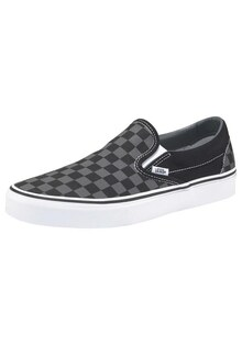 Сникеры Checkerboard Classic Slip-On