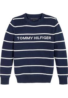 Пуловер HILFIGER STRIPE SWEATER