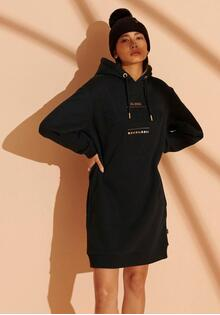 Платье ESTABLISHED SWEAT DRESS