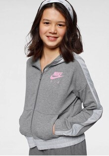 Жакет Nike Air Big Kids Girls Full-Zip Hoodie